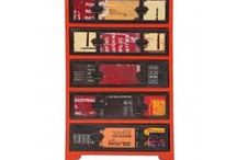 Kasten / De collectie kasten van Robin Design.