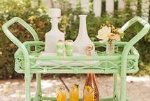 Home: Bar Cart