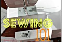 1st Sewing Projects / Easy Breezy Sewing Projects for beginners!