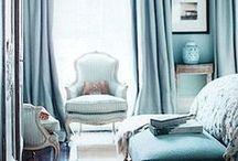 Curtains / by Mon Petit Violon designs