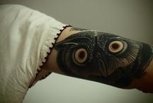 Tattoos. Heck Yes. / by Kelsey Buri
