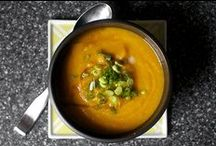 Soup of the day  / by OUT OF THE BOX