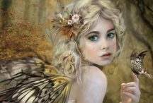 For the Love of Fairies!!! / by Gina Strickland
