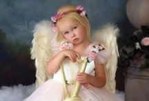 Angelic Angels! / by Gina Strickland