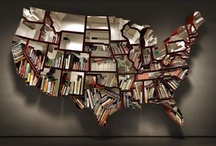 Book-worthy Bookshelves / by Kelly Losson