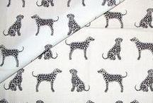 Pininkie Fabrics / Fabric designs by Pininkie.