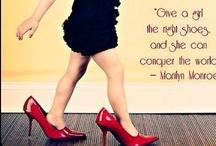 Shoe fettish / by Elizabeth Bonilla