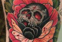 Tattoos I Like / by David Mollé