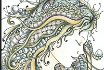 Coloring Pages Galore!!!! / by Gina Strickland