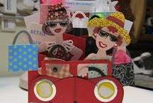 Crafts: Cards / by Gina Strickland