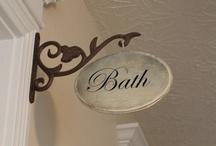 Bathroom Ideas / by Crystal Diaz
