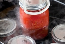 Canning/Preserves / by Mary M.