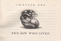 Harry Potter - J.K. Rowling / We are the Potter generation. / by Krystal Stively