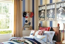 Boys Bedroom / by Kendra Pace