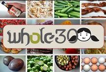 Whole30/Paleo / by Playin' Hooky Designs