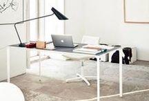 interior / workspace