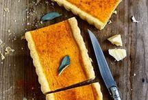 Culinary | Pie, Tart (Savory) / by Leanne