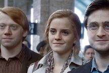 Harry Potter / by Ashley Eberhardt
