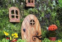 Backyard ideas / by Julie V