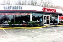 Toyota of Huntington / Toyota of Huntington is a Long Island, New York Toyota dealership & our home. Learn more about Huntington Toyota  and the vehicles we carry by following us online!