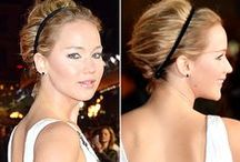 Celebrity Hair / The best in red carpet and celebrity hair styles