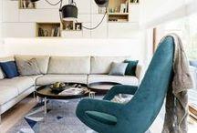 LIVING ROOM / Formal & Informal living room inspiration