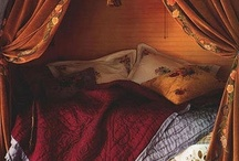 bedrooms / by Kathleen Foley Boudreaux