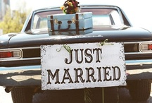 Just Married  / by Sincerity Bridal