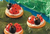 Fun Food/Party/Appetizers / by Julie V