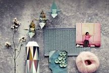 Collages & Mood Boards