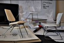 Design Process / Inspiration for the industrial design process and presentation