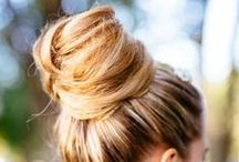 Wedding Hair Styles / Beautiful styles for formal occasions