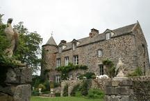 ஜ French Chateaux ஜ / ...A glimpse into the beauty, mystery and grand style of old France...  ❤