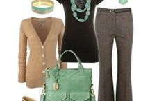 What to Wear to Work / by Angie Penner