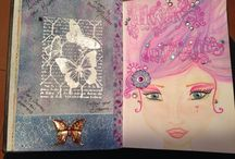 My art journal / My journal of art and thoughts 2013