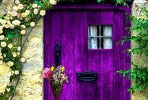 Doors / by Genoa Emmerton Yox
