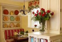 Kitchen / Ideas for the kitchen in the new home. / by Angie Penner