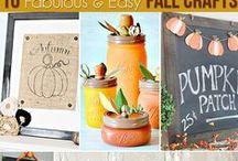 Fall (Crafts & Decor)