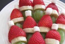 Christmas Food / by Monya Heath Williams