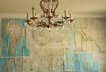 Home Decor / Decorative Accessories & Ideas For My Dream Home.  / by Laura Staley