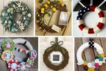 DIY Ideas and Crafts / Do it Yourself / DIY crafts for holidays, home, toys, DIY decorations, Home decor, design ideas and more!