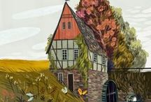 Illustrators - Olga Demidova