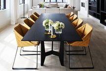 DINING ROOM / Formal & Informal dining room