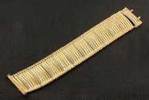 Yellow Gold Jewelry / Love the rich, warm tones of yellow gold jewelry