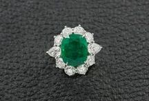 Emeralds / Amazing Emerald Jewelry