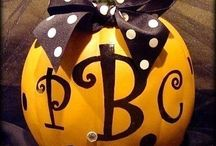 Fall Decor and Crafts / by Amanda McCrory