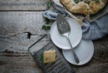 À table ! / Recipes, food and table styling