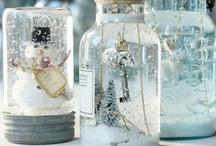 Christmas Crafts / by Victoria Davis