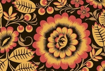 Repeated Decorative Designs