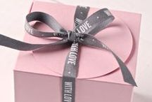Labels & Gift Ribbons / by SelfPackaging
